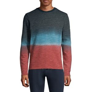 SOL Angeles Flag Ombre Sweatshirt, Men's Small
